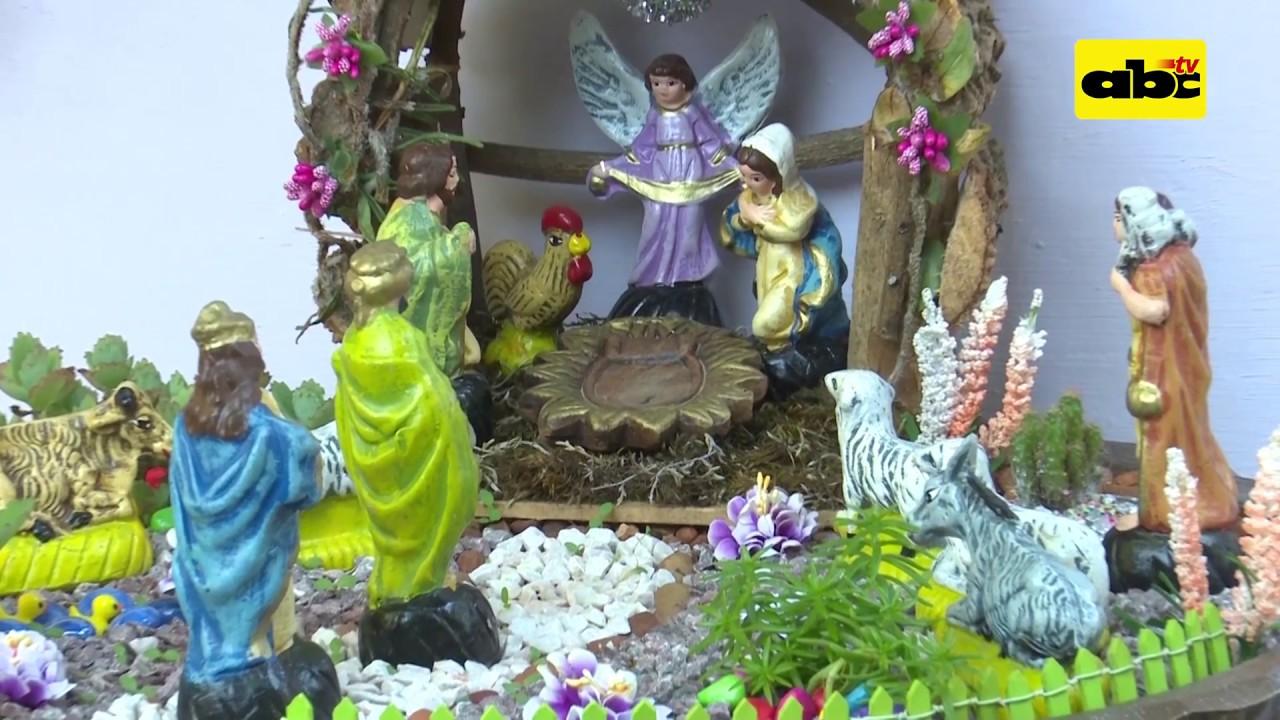 Fotos De El Pesebre De Jesus.Pesebre Sin El Nino Jesus