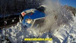 29 Rajd Podkarpacki - Krosno Wojaszówka 2017-12-10