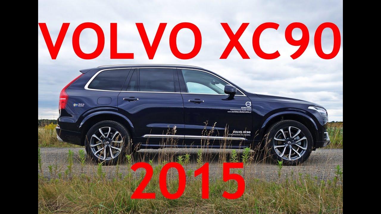 Volvo Xc90 2017 2 0 T6 Awd Acceleration 100 160 200 Hd