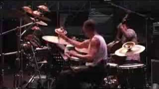Christian Mcbride with Herbie Hancock and Jack DeJohnette
