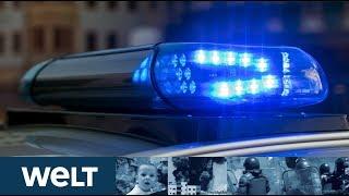 BERLIN: Schüsse im Tiergarten - Großeinsatz der Polizei