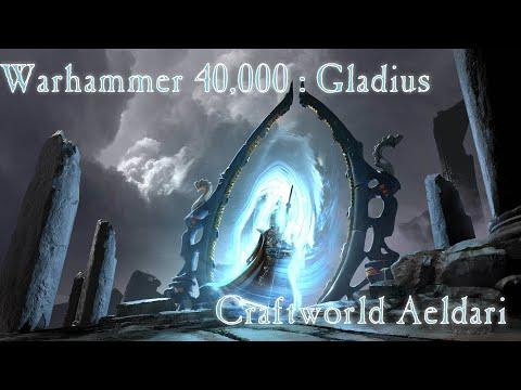Warhammer 40,000 Gladius - Relics of War - Craftworld Aeldari DLC Preview part 7 |