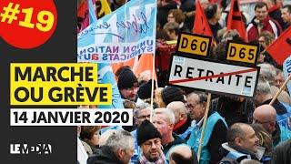 Gambar cover MARCHE OU GRÈVE #19 : BOBARDS DU GOUVERNEMENT, COLÈRE DES PROFS, MÉDECINS À BOUT (AVEC M. PANOT)