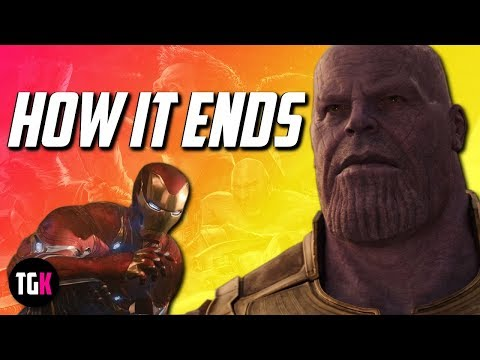 Avengers Infinity War Ending REVEALED, The Final Battle, & Infinity Sword