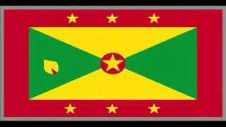 GRENADA - NATIONAL ANTHEM [With Lyrics]