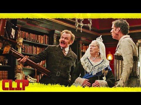 """Holmes & Watson Clip """"Selfie con la reina"""" Español"""