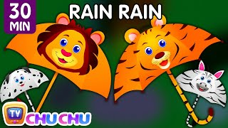 Repeat youtube video Rain, Rain, Go Away and Many More Videos | Best Of ChuChu TV |  Popular Nursery Rhymes Collection