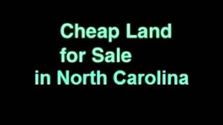 Cheap Land for Sale in North Carolina – 50 Acres – Raleigh, NC 88101
