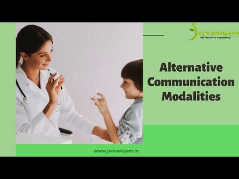 Alternative Communication Modalities| People With Disabilities| Jeevaniyam Ayurveda Hospital| Kochi