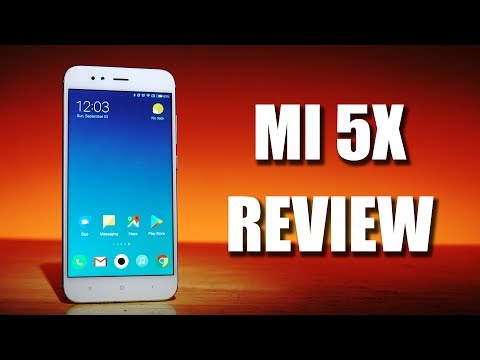 Xiaomi Mi 5X (a.k.a Mi A1 w/ Stock Android) Review - Mi Goodness!