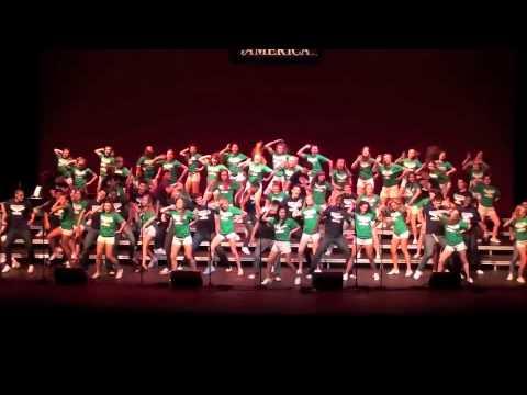 "SCA 2012 - GREENE/JAMES - ""Muppet Medley"""