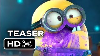 Despicable Me 2 - Mini-Movies 'Panic In The Mailroom' DVD Teaser (2013) HD thumbnail