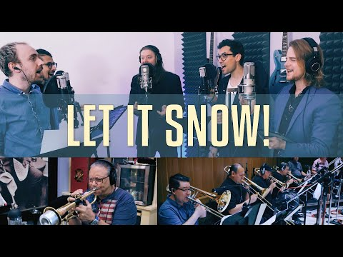 Accent - Let It Snow! (Christmas Jazz feat. Gordon Goodwin's Big Phat Band & Arturo Sandoval)