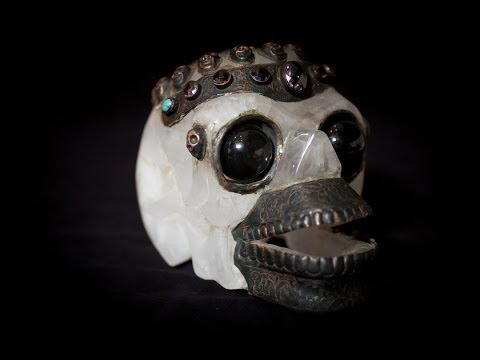 Heruka the Tibetan Crystal Skull - Event
