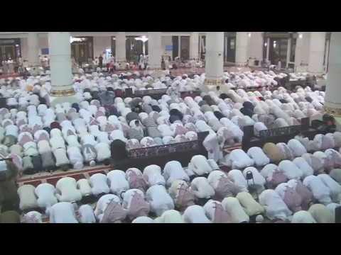 صلاة التراويح للشيخ محمد المحيسني | الليلة الخامسة من رمضان 1438هـ