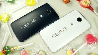Review: Google Nexus 6 (deutsch) | Test