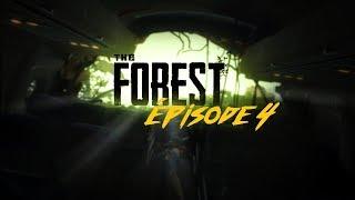Ont construit notre camps THE FOREST (épisodes 4)