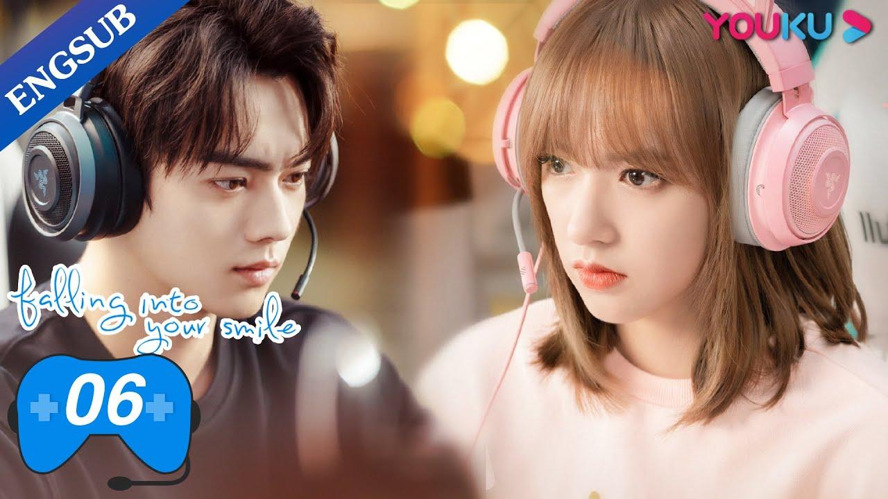 Download [Falling Into Your Smile] EP6   E-Sports Romance Drama   Xu Kai/Cheng Xiao/Zhai Xiaowen   YOUKU
