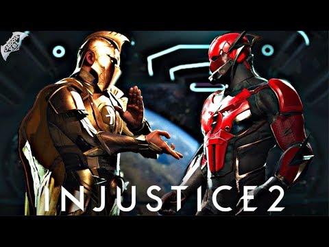 Injustice 2 Online - I GOT DESTROYED!