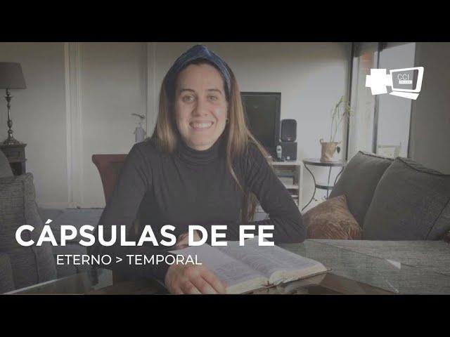 LO ETERNO SOBRE LO TEMPORAL (Raquel Neenan)