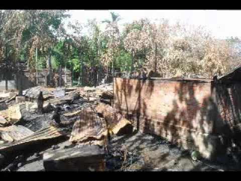 Bengali Muslims Terrorize Rakhine Villages and Neighborhoods