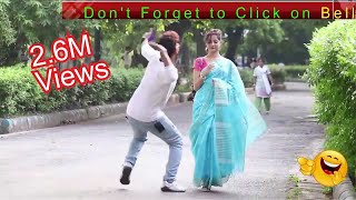 Slapping Prank On Cute Girl | Prank Gone Wrong | Funny Prank In India 2019