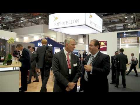 Financial IT interviews BNY Mellon at Sibos 2015