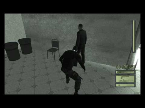 Splinter Cell - Let's Play! - Mission 2 T'Bilisi - Defense Ministry
