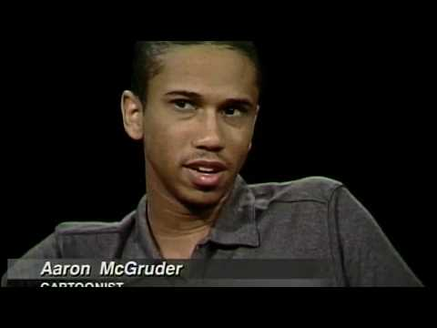 Aaron McGruder (The Boondoocks) interview (1999)