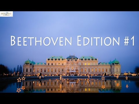 Beethoven Edition Vol.1