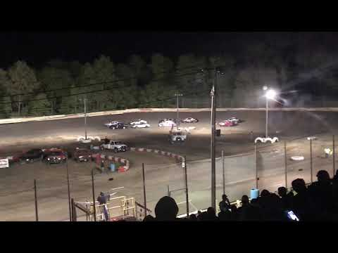 Hilltop Speedway - Ministock Heat 3 - 5/10/19