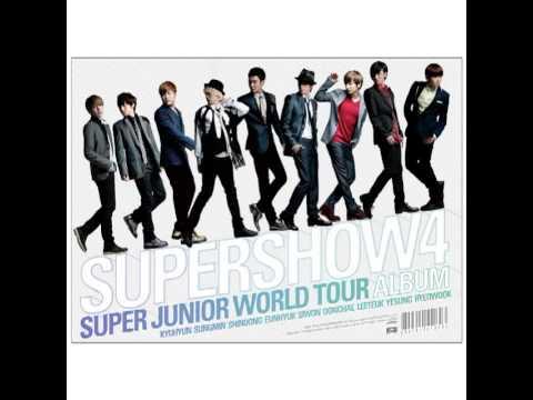 SS4 [LIVE] Super Junior - Destiny (Korean Version)