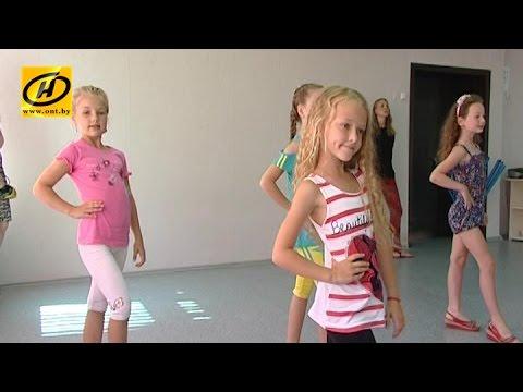Маленькие модели - принцессы на подиуме