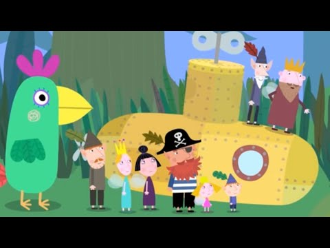 Ben and Holly's Little Kingdom   The Elf Factory's New Toy! (60 MIN)   Kids Cartoon Shows