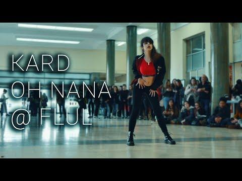 KARD - Oh NaNa Dance Cover [ LIVE @ FLUL]  | Wonder Aka