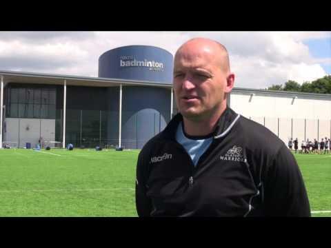 Gregor Townsend Interview - Part 1