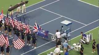 Andy Murray wins his first Grand Slam at US Open 2012