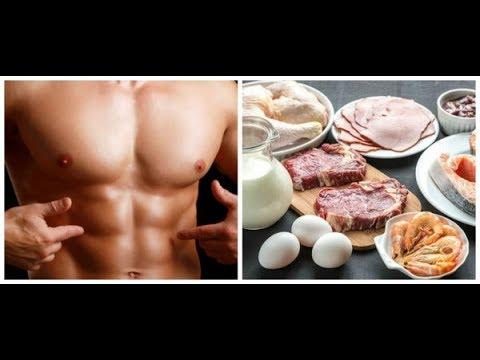 Thực phẩm giúp cánh mày râu có cơ bụng 6 múi
