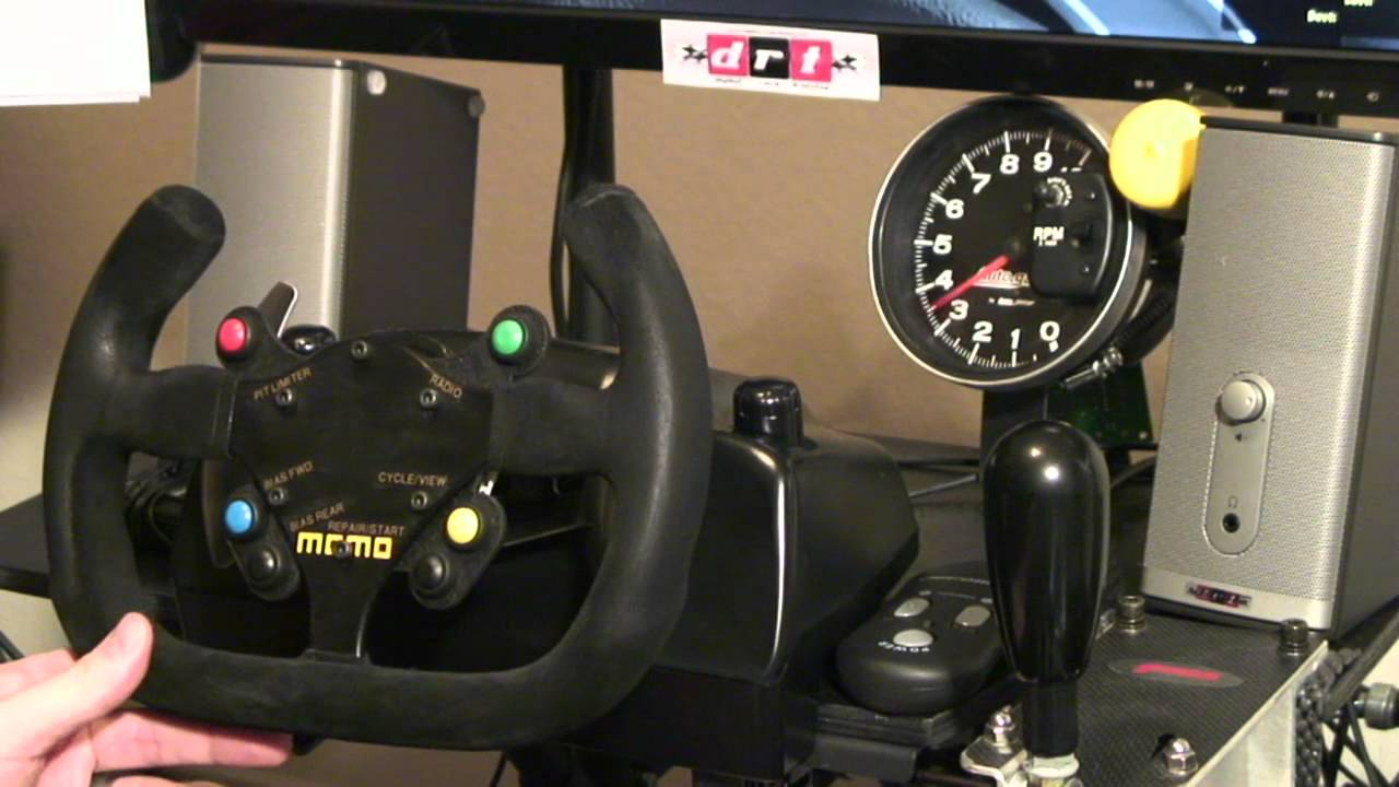 Rpm Tachometer Interfaced To Usb For Pc Racing Simulator