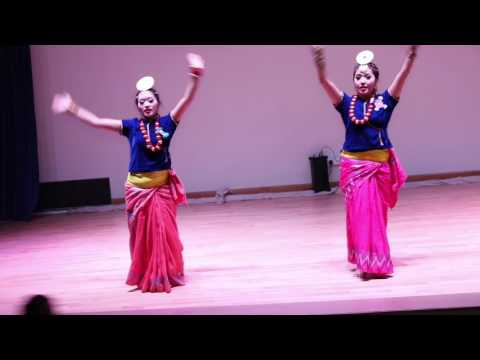 Limbu dance Chasok tangnam singapore 2016