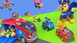 Paw Patrol Unboxing: Mission Cruiser, Chase, Ryder, Skye & Feuerwehrmann Marshall Spielzeugautos