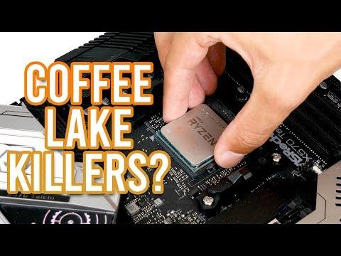 AMD Ryzen 9 3900X & Ryzen 7 3700X Review - Zen 2 MONSTERS
