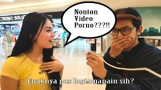 FDTALK - VIDEO PORNO, APA KATA CEWEK??? | PORN VIDEOS, WHAT GIRLS THINK???