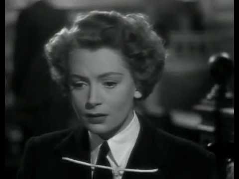 Deborah Kerr as a woman sailor (glamour version) 1945 / clip 3
