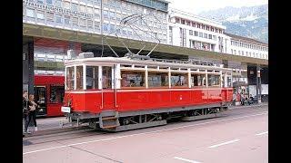 Innsbruck City tour on Hall car 1 - 3 June 2017
