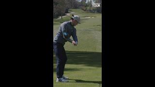 Gareth Bale's golf swing ⛳️ #Shorts