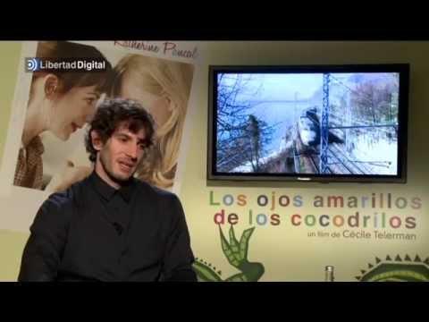 Entrevista A Quim Gutiérrez Por Los Ojos Amarillos De Los Cocodrilos Youtube