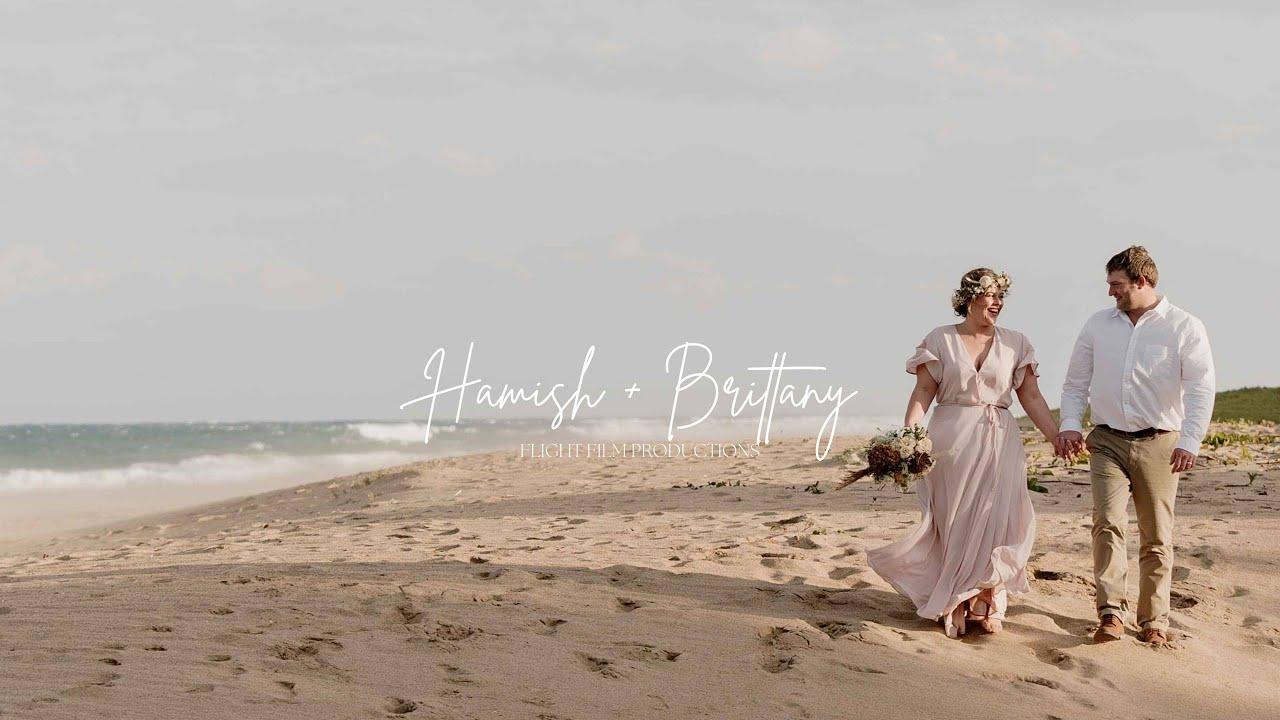 HAMISH + BRITTANY | Ceremony Highlight Film