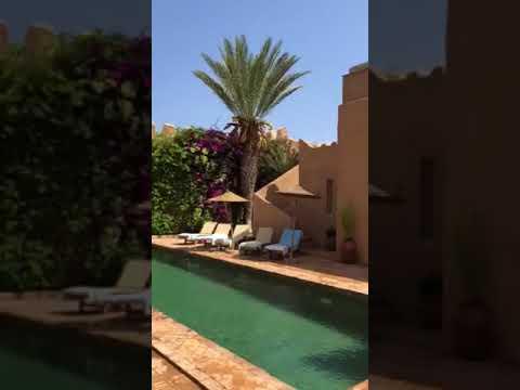 Le Palais Des Sables: Location Riad D'exception à Taroudant Maroc