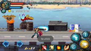 X Street Fight Gameplay- Android